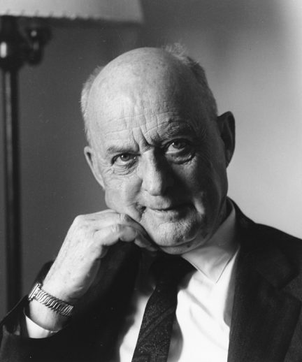 Meet Reinhold Niebuhr, author of The Serenity Prayer!