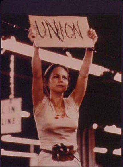 Should professional employees join a union?