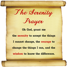 What is serenity?