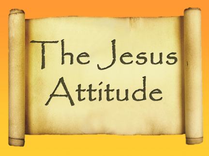 "The Jesus Attitude is sometimes known as ""the three nothings."""